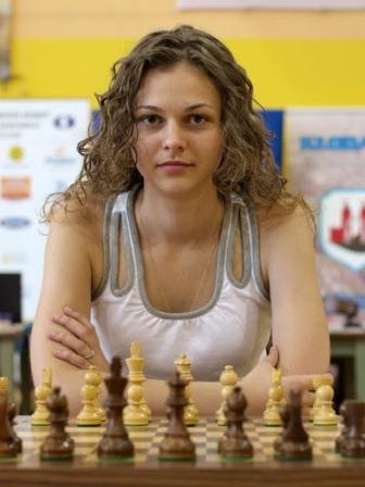 Украинская шахматистка Мария Музычук сенсационно вышла в финал чемпионата мира - Цензор.НЕТ 4103