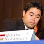 Hikaru Nakamura in Round 1 | photo: Ray Morris-Hill