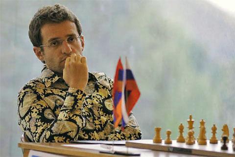 Risultati immagini per Levon Aronian