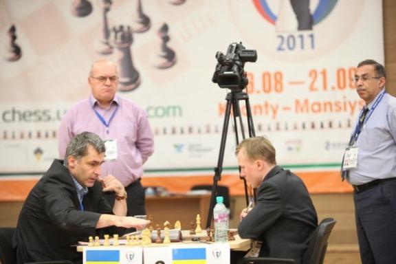 Ivanchuk Ponomariov