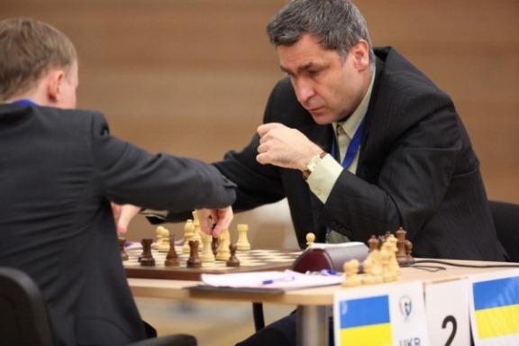 Ponomariov Ivanchuk